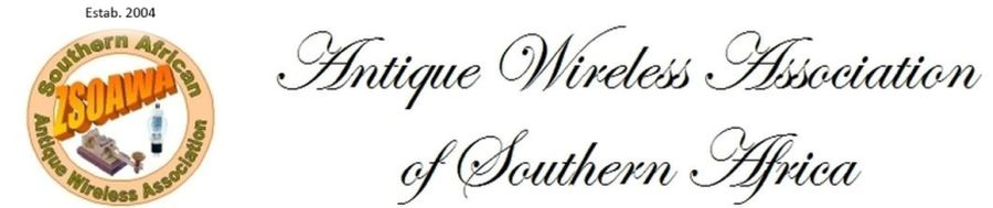 Antique Wireless Association of Southern Africa